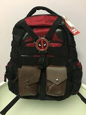 Box Lunch Marvel Deadpool Backpack: Brand New Design