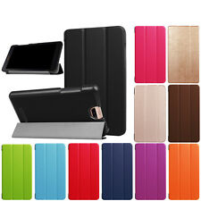 Folding Stand Tasche Leder Case Cover Hülle Etui Für Acer Iconia Talk S A1-734
