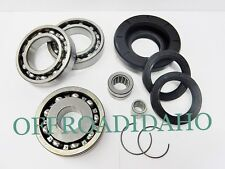 REAR DIFFERENTIAL BEARING & SEAL KIT HONDA TRX450FM FOREMAN 450 S 4X4 2000 2001