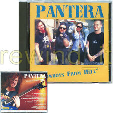 "PANTERA ""COWBOYS FROM HELL"" RARE CD 1994 ITALY"