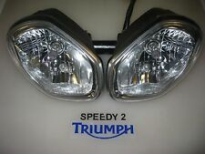 TRIUMPH SPEED TRIPLE 1050 STREET TRIPLE HEADLIGHTS SYMMETRICAL DIP T2701952