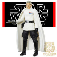 "DIRECTOR KRENNIC - Star Wars Rogue One Black Series 6"" Figure W8 - IN STOCK!"