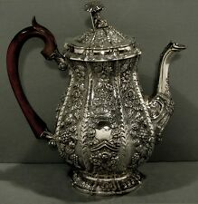 Irish Sterling Coffee Pot   CHINESE                     1825               39 OZ
