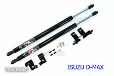 FOR ISUZU D-MAX V-CROSS 4X4 2012-2016 HOOD BONNET SHOCK UP LIFT LIFTER STRUTS