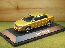 Schuco Opel / Vauxhall Vectra  In Gold 1/43rd Scale