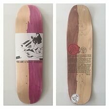 BRAND NEW in Shrink Wrap Scumco & Sons Classic Old School Shape Skateboard Deck