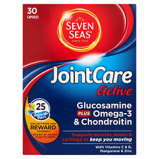 SEVEN SEAS JOINT CARE ACTIVE - 30 CAPSULES *