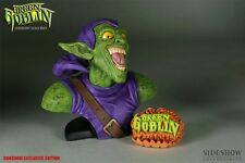 Sideshow Exclusive GREEN GOBLIN Legendary Scale Figure Statue Bust 1:2 SEALED!!!