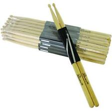 24 pares dds-5b dimavery Drumsticks, arce Maple batería-palos tambor-sticks