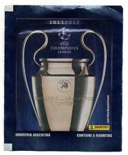 PANINI 1 ENVELOPE STICKERS CHAMPIONS LEAGUE 2011/12 ARGENTINA EDITION