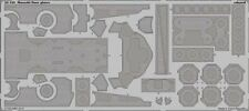 Eduard 1/350 IJN Musashi Floor Plates for Tamiya # 53135