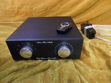 MUSIC FIRST BABY REFERENCE   PREAMPLIFIER --with remote control