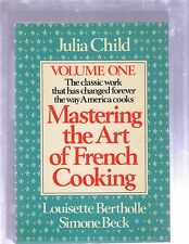 MASTERING THE ART OF FRENCH COOKING by JULIA CHILD (VOL I/1988/PAPERBACK)