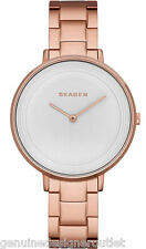 Skagen SKW2331 Women's Gitte Rose Gold Tone Stainless Steel 2-Hand Analog Watch