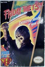 "JASON VOORHEES Friday the 13th 8-Bit NES Video Game 7"" inch Figure Neca 2015"