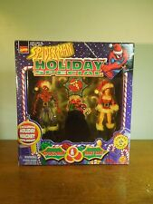 1997 Spider-Man Holiday Special Action Figure Set Mary Jane Limited Edition