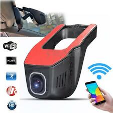 WIFI 1080P HD Car DVR Hidden Spy Camera Video Recorder Dash Cam for IOS Android