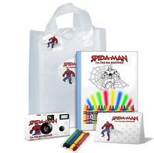 I'm The Big BROTHER Gift Bag - SPIDAMAN - Bag Full of Goodies - Camera/Photo