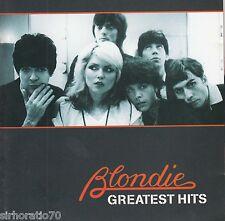 BLONDIE Greatest Hits CD