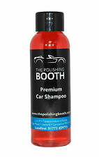 The Polishing Booth Premium Shampoing Auto 100ml 2000:1 Tout Neuf, gratuit RU P