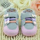 Infant Toddler Baby Girl Crib Shoes Soft Sole Sneaker Shoes Newborn to 18 Months