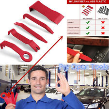5Pcs/Set Nylon Car Door Audio Trim Interior Panel Dash Installation Removal Tool