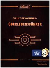 Fallout 4 IV Vault Bewohner Das offizielle Lösungsbuch Spieleberater Deutsch
