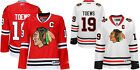 Women's Chicago Blackhawks Jonathan Toews #19 Premier Stitched Jersey NHL Reebok