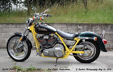 1982 Harley FXR frame kickstand assembly FXRT FXRD FXRP FXLR FXRC  EPS20772
