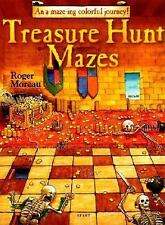 Treasure Hunt Mazes : An A-Maze-Ing Colorful Journey! book
