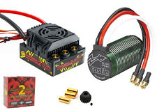 Castle Creations 1/8 Mamba Monster 2 Waterproof ESC 2650kV Motor V2