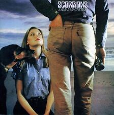 SCORPIONS - ANIMAL MAGNETISM - BRAND NEW SEALED CD U.S.A. PRESS