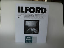 ILFORD MGIV RC DELUXE 8x10 PEARL 100 DARKROOM PAPER