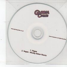 (DS807) Gloria Cycles, Vegas - DJ CD