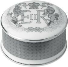 WEDGWOOD QUEEN ELIZABETH II DIAMOND JUBILEE TRINKET BOX - BNIB
