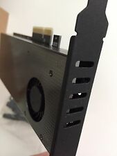 M.2 PCIe to PCIe 3.0 x4 Adapter With Cooler (Support M.2 PCIe 2280, 2260, 2242)