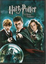 DVD ZONE 2--HARRY POTTER ET L'ORDRE DU PHENIX--RADCLIFFE/GRINT/WATSON/CARTER