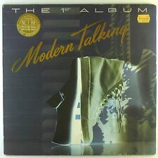 "12"" LP - Modern Talking - The 1st Album - A2656h - washed & cleaned"