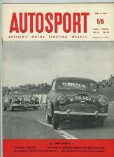 Autosport June 13th 1958 * FERRARI DINO 246 *