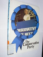 Conservative Party by Stewart Ross HB 1986 children's politics Margaret Thatcher
