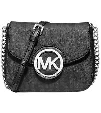 Michael Kors Fulton Small Crossbody Bag Black