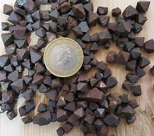 50 Natural Magnetite Crystal Power Healing Gem stones Chakra Lodestone Wholesale