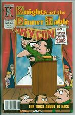 Kenzer & Company Knights Of The Dinner Table #69 July 2002 VF
