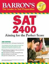 Barron's SAT 2400: Aiming for the Perfect Score Carnevale M.A., Linda, Teukolsk