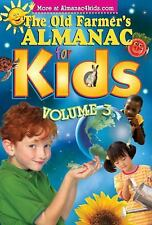 The Old Farmer's Almanac for Kids Vol. 3 (Paperback) Facts and Fun