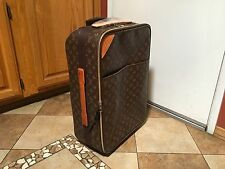 Louis Vuitton PEGASE 60 Rolling M23250 LUGGAGE SUITCASE  Monogram Authentic