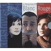 TROIS COULEURS TRIOLOGY: BLEU, BLANC, ROUGE [ORIGINAL FILM SOUNDTRACK] [BOX] NEW