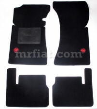Alfa Romeo GT Junior GTV Floor Mat Set Hanging Pedals 1971-72 4Pcs New