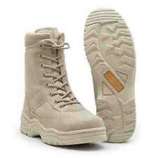 Springerstiefel Kampfstiefel Tropen Stiefel Desert Army Boots beige khaki Gr. 46
