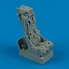 Quickboost BAE Lightning ejection seat with safety belts Schleudersitz 1:48 kit